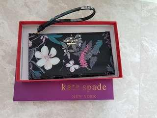 Kate Spate Wristlet