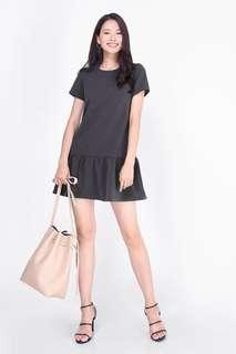 Janine Dropwaist Dress Size XS
