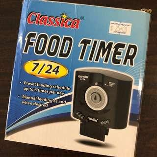 🚚 Classica Food Timer for fish tank