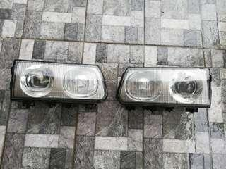Lampu Mitsubishi Delica L300 Depan Proton Saga