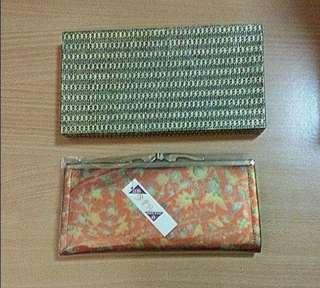 Japanese Vintage Clutch Purse