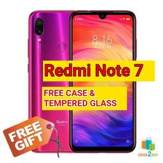 Brand New Redmi Note 7 64GB/4GB RAM with Playstore