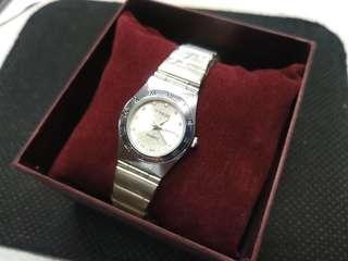 New 全新 S2 Square lady classic fashion watch 女裝 鋼 手錶