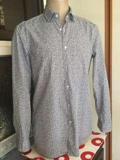 🚚 Authentic Hugo Boss Shirt Sz 41/16 Slim Fit