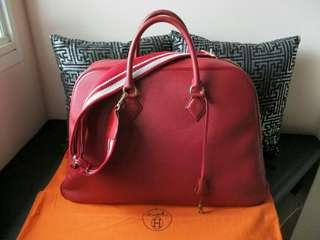 AUTHENTIC Hermes Simplon Gym Hand Luggage Carryon Bag