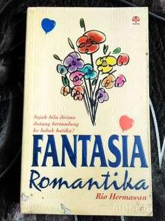 Buku Alaf 21 Novel Fantasia Romantika