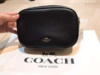 COACH側背包