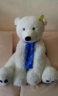 AIA 北極熊公仔