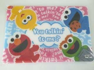 Sesame street table mat