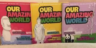🚚 童書:Our Amazing World
