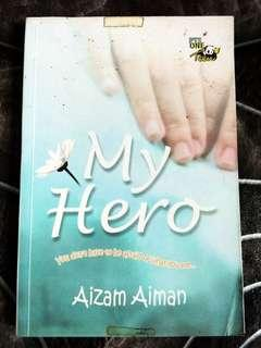 Buku PTS One Novel My Hero Aizam Aiman