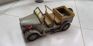 Lorry truck from Indiana Jones