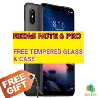 Brand New Redmi Note 6 Pro 64GB Global version