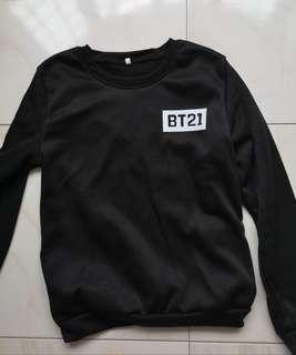 ASSC BT21 pullover