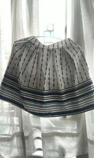 OL花紋上班裙 pattern  skirt 包郵