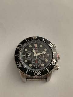 🚚 Seiko Solar Chronograph Diver