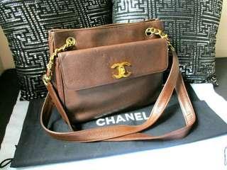 CHANEL CC Caviar Bag AUTHENTIC