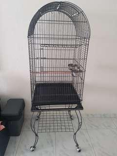 Mediem Bird Cage