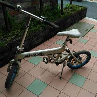 代步自行車..