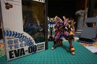 *BUNDLE* Kaiyodo Revoltech Neon Genesis Evangelion Various Eva