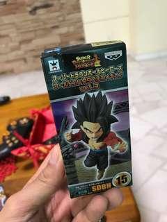 Dragonball Dragon Ball Super Heroes WCF Gohan SS4
