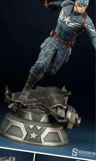 Captain America Exclusive : Winter Soldier Premium Format Sideshow
