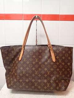LV monogram raspail mm bag
