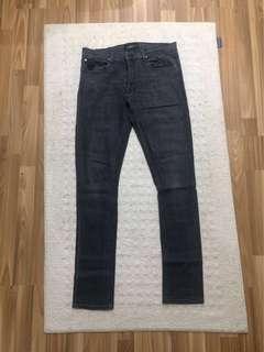 April 77 Jeans - Joey Colordrive Black Gene