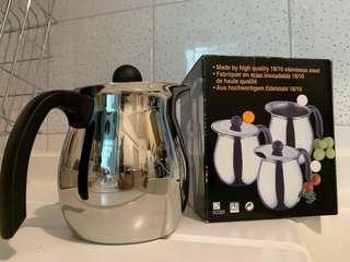 不銹鋼咖啡/茶壺 580ml stainless steel coffee tea pot