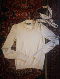 ZARA light knit blouse