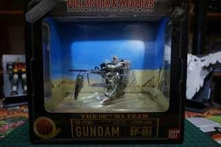 Bandai 1/200 HCM Pro SP004 Gundam Ground Type Special Finish