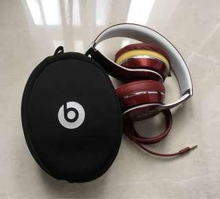 Beats by Dre Solo 2 - Luxe Red