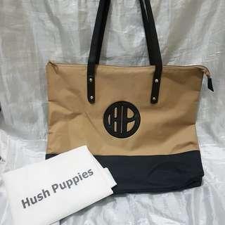 Tote Bag Hush Puppies