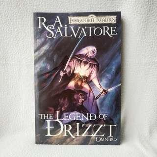 Forgotten Realms: The Legend of Drizzt Omnibus (DDP, 2008) - NM