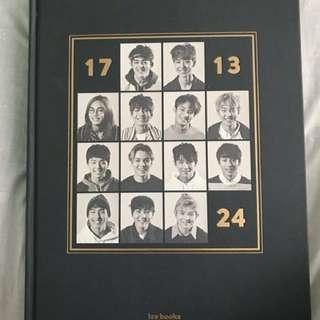 [WTB] Seventeen Ize book