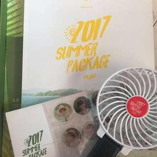 🚚 Bts Summer Package 2017