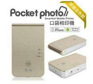 LG Polaroid Pocket Photo PD239