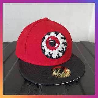 [RARE] New Era Mishka Keep Watch Cap size 7 1/4 (57.7cm)
