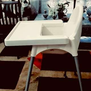 IKEA Antilop Baby High Chair / Kerusi Bayi