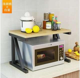 Kitchen Microwave Multipurpose Shelf Rack Storage