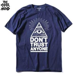 [preorder] Dont trust me short sleeve tee