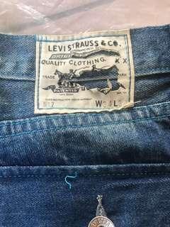 🚚 Levis-517白色布標限定版