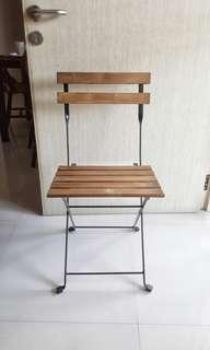 Ikea Foldable Outdoor Chair
