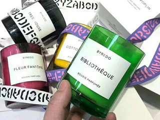 Dyredo Candle Perfume 香薰蠟燭