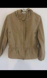 Hooded Jacket BRAND NEW.   Size 12
