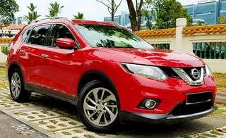 Nissan X-Trail 2.0 Premium 7-seater Auto