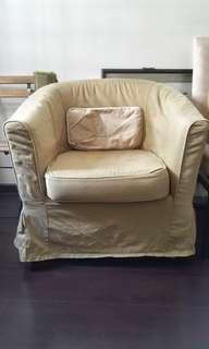 Ikea One Seater Sofa