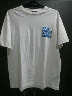 Easthood white tshirt