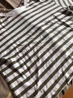 Uniqlo Stripe T-shirts