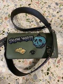 💯 Auth Coach X Disney Dinky Bag